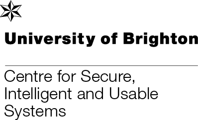 University of Brighton, Centre for Secure, Intelligent and Usable Systems